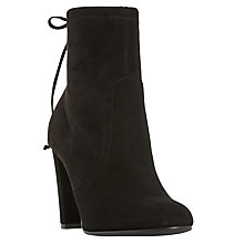 Buy Dune Orchid Block Heeled Ankle Boots Online at johnlewis.com