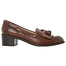 Buy Dune Glendaa Fringe Loafers Online at johnlewis.com