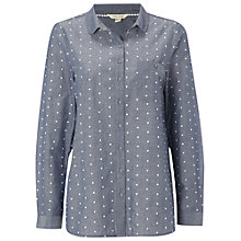 Buy White Stuff Little Wonderer Shirt, Chambray Online at johnlewis.com