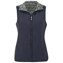 Buy White Stuff Leap Frog Gilet In A Bag, Blue Online at johnlewis.com