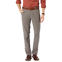 Buy Dockers Alpha Slim Tapered Fit,  Casual Delicioso Online at johnlewis.com