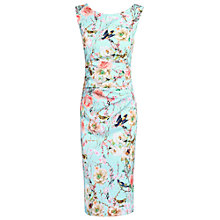 Buy Jolie Moi Floral Ruched Shift Dress Online at johnlewis.com
