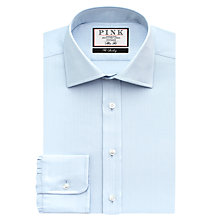 Buy Thomas Pink Timothy Texture XL Sleeve Slim Fit Shirt Online at johnlewis.com