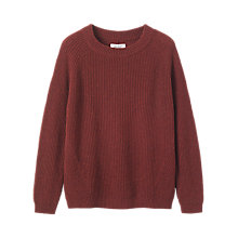Buy Toast Fisherman Ribbed Jumper Online at johnlewis.com