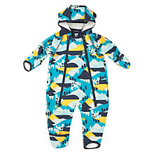Buy Polarn O. Pyret Baby Alpine Snowsuit, Multi Online at johnlewis.com