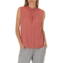 Buy Betty & Co. Textured Shell Top, Chutney Online at johnlewis.com