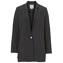 Buy Betty & Co. Unlined Jacket, Anthracite Online at johnlewis.com