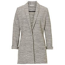 Buy Betty & Co. Cardigan Jacket, Nature/Black Online at johnlewis.com