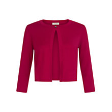 Buy Hobbs Rafaela Cardi, Crushed Berry Online at johnlewis.com