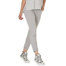 Buy Betty & Co. Easy Fit Straight Jeans, Bright Grey Online at johnlewis.com