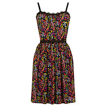 Buy Oasis Ditsy Lace Sun Dress, Multi Online at johnlewis.com