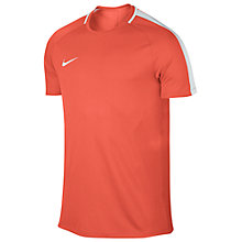 Buy Nike Dry Academy Football Shirt Online at johnlewis.com