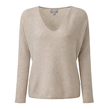 Buy Pure Collection Janelle Sempre Cashmere Jumper Online at johnlewis.com