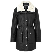 Buy Four Seasons Hooded Padded Parka Online at johnlewis.com