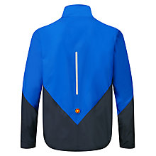 Buy Ronhill Advance Windlite Men's Running Jacket, Cobalt/Yellow Online at johnlewis.com