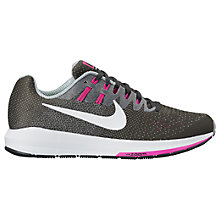 Buy Nike Air Zoom Structure 20 Women's Running Shoes Online at johnlewis.com