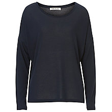 Buy Betty Barclay Long Sleeved Top, Dark Sky Online at johnlewis.com