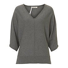 Buy Betty Barclay Batwing Jumper, Grey Melange Online at johnlewis.com