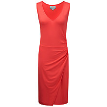 Buy Pure Collection Laurier Jersey Sleeveless Dress, Sunburst Online at johnlewis.com
