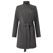 Buy John Lewis Modern Revere Coat Online at johnlewis.com