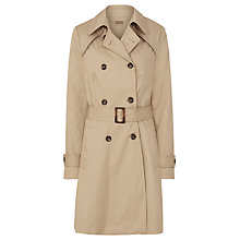 Buy Sugarhill Boutique Murren Trench Coat, Tan Online at johnlewis.com