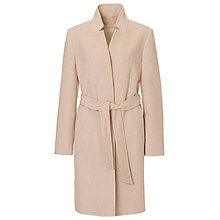 Buy Betty Barclay Belted Coat, Nature Melange Online at johnlewis.com