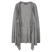 Buy Violeta by Mango Waterfall Cardigan Online at johnlewis.com