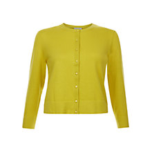 Buy Hobbs Aubrey Cardigan, Zest Online at johnlewis.com
