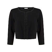 Buy Jacques Vert Beaded Front Cardigan Online at johnlewis.com