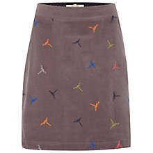 Buy White Stuff Rye Lane Skirt, Bell Grey Online at johnlewis.com