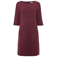 Buy White Stuff Rambler Jersey Dress, Pansy Pur Online at johnlewis.com