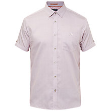 Buy Ted Baker Newcool Short Sleeve Shirt Online at johnlewis.com