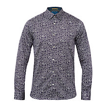 Buy Ted Baker Woodys Floral Print Shirt Online at johnlewis.com