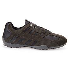 Buy Geox Snake Trainers, Mud Online at johnlewis.com