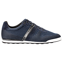 Buy BOSS Green Arkansas Trainers Online at johnlewis.com