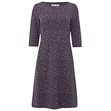 Buy White Stuff State Jersey Dress, Thimble Grey Online at johnlewis.com
