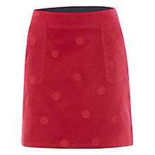 Buy White Stuff Bussey Skirt, Pink Sherbet Online at johnlewis.com