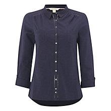 Buy White Stuff Pearl Long Sleeve Jersey Shirt Online at johnlewis.com