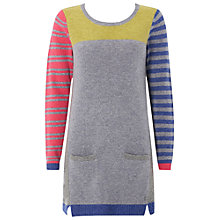 Buy White Stuff Shop Local Tunic Jumper, Multi Online at johnlewis.com