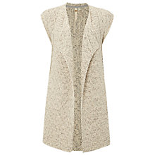 Buy White Stuff Flying Cardigan, Taupe Online at johnlewis.com