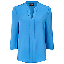 Buy Phase Eight Kirstie Blouse, Blue Online at johnlewis.com