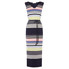 Buy Oasis Sashiko Slip Dress, Multi Online at johnlewis.com