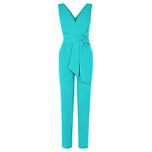 Buy Coast Raisa Jumpsuit, Kingfisher Online at johnlewis.com