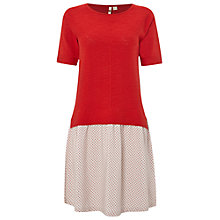 Buy White Stuff Twist Up Dress, Indian Ora Online at johnlewis.com