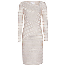 Buy Reiss Ailette Stripe Dress Online at johnlewis.com
