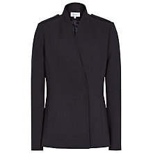 Buy Reiss Jaida Fitted Jacket, Night Navy Online at johnlewis.com