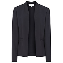 Buy Reiss Bailey Throw On Tailored Jacket, Night Navy Online at johnlewis.com