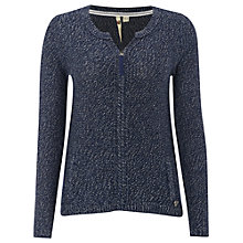 Buy White Stuff Grove Cardigan, Navy Online at johnlewis.com