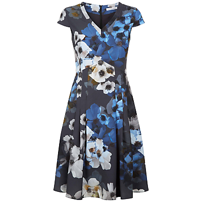Fenn Wright Manson Ariel Print Dress, Blue
