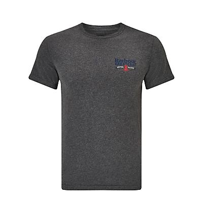 Image of Barbour Vittoria T-Shirt, Grey